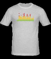 Мужская футболка  Эквалайзер