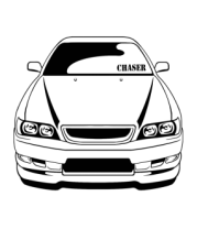 Женская майка борцовка Toyota Chaser