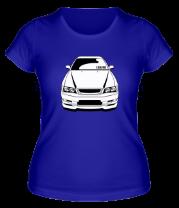 Женская футболка  Toyota Chaser