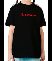 Детская футболка  Lexus