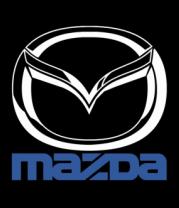 Женская футболка с длинным рукавом Mazda