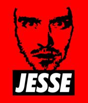 Женская футболка  Breaking Bad - Jesse Pinkman