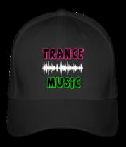 Бейсболка Trance music