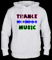 Толстовка Trance music