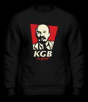 Толстовка без капюшона KGB - So Good (Glow)