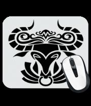 Коврик для мыши Символ быка