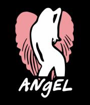 Мужская майка Angel