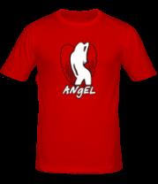 Мужская футболка  Angel