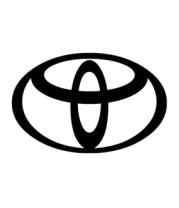 Толстовка без капюшона Toyota big logo