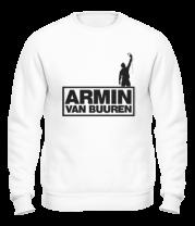 Толстовка без капюшона Armin Van Buuren