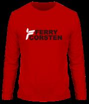 Мужская футболка с длинным рукавом Ferry Corsten