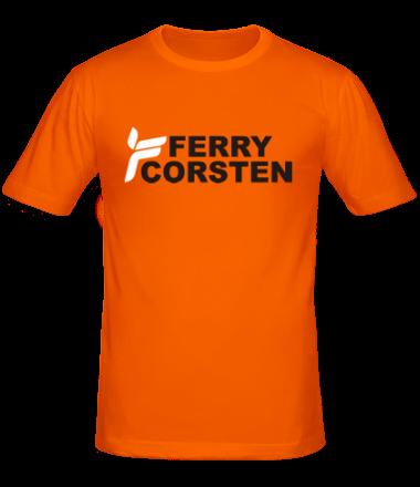 Мужская футболка  Ferry Corsten