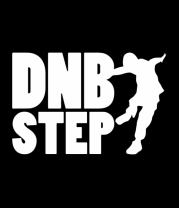 Футболка поло мужская DNB Step танцор
