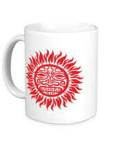 Кружка Солнце древний символ