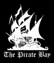 Мужская майка The Pirate Bay