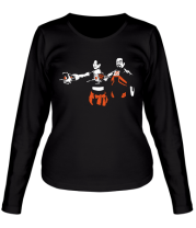 Женская футболка с длинным рукавом Half-Life (Fan Art)