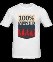 Мужская футболка  100% Побед на всех фронтах