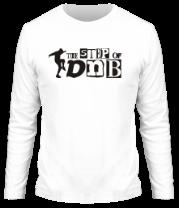 Мужская футболка с длинным рукавом The Step of DNB