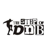 Женская майка борцовка The Step of DNB