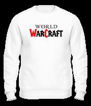 Толстовка без капюшона World of Warcraft