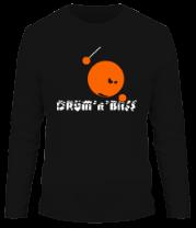 Мужская футболка с длинным рукавом Drum'n'Bass