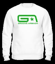 Толстовка без капюшона Groove Armada
