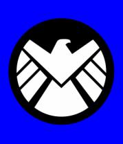 Бейсболка S.H.I.E.L.D. Eagle Icon