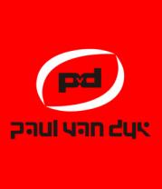 Мужская футболка  Paul Van Dyk