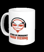Кружка Hard Techno