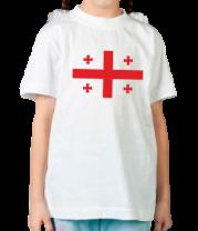 Детская футболка  Georgia