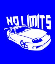 Женская футболка  No limits