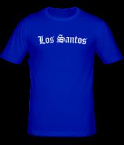 Мужская футболка  Los Santos