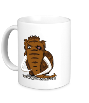 Кружка Terminammoth