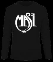 Мужская футболка с длинным рукавом Alex Masi