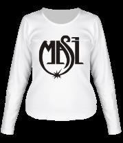 Женская футболка с длинным рукавом Alex Masi