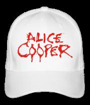 Бейсболка Alice Cooper