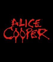 Женская футболка  Alice Cooper