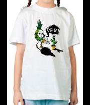 Детская футболка  Pineapple Jason
