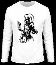 Мужская футболка с длинным рукавом Iron Maiden Killers