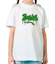 Детская футболка  Junglist
