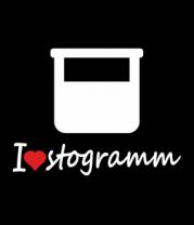 Толстовка I love stogramm