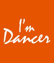 Футболка поло мужская I'm dancer