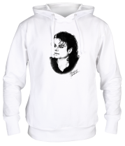 Толстовка Michael Jackson