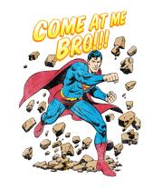 Женская футболка с длинным рукавом Superman's Feeling lucky