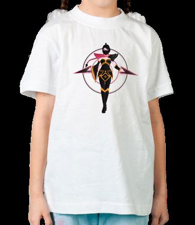 Детская футболка  The Templar