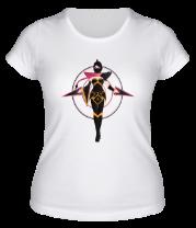 Женская футболка  The Templar