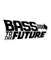 Трусы мужские боксеры Bass to the Future (white)