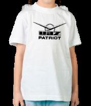 Детская футболка  Уаз Патриот