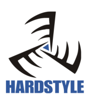 Мужская футболка с длинным рукавом Hardstyle