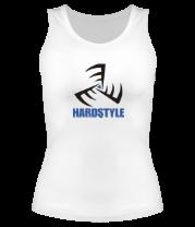Женская майка борцовка Hardstyle